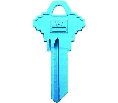 Hy Ko 14010SC1 Schlage Sc1 Keyblank Aluminum