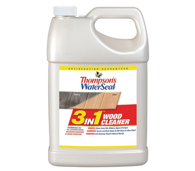 Thompsons TH.074871-16 Cleaner Wood 3-N-1 1 Gallon