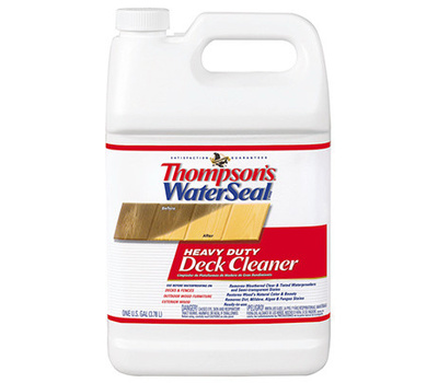 Thompsons TH.087701-16 Heavy Duty Wood Deck Cleaner Gallon