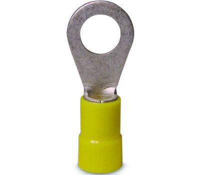Gardner Bender ECM 10-106 Ring Terminals Yellow 12 To 10 Wire Gauge