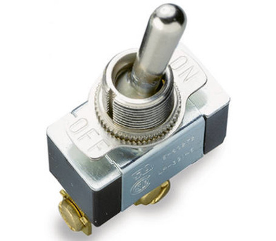 Gardner Bender ECM GSW-11 Single Pole Toggle Switch On And Off