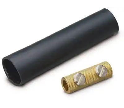 Gardner Bender ECM HSB-28 Butt Splice Kit, 600 V, 8 to 2 Awg Wire, Black