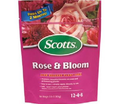 Scotts 1009501 3 Pound Rse/Bloom Food