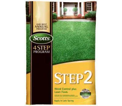 Scotts 34161 Food Lawn Weed Ctrl 15000sq Ft