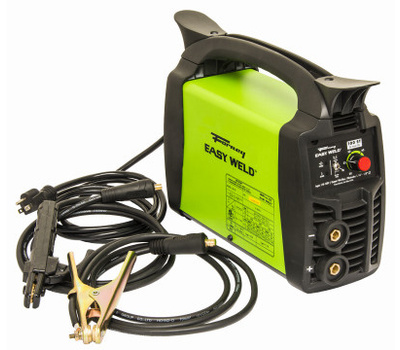 Forney 298 Easy Weld Stick Machine, 120 V Input, 90 a Input, 1 -Phase, 5/16 in
