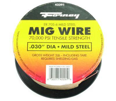 Forney 42291 2 Pound.030 Mig Wire Spool