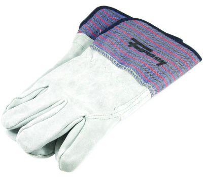 Forney 55199 Glove Welding Unlnd Leather Lg
