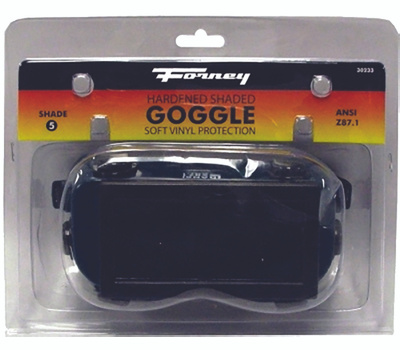Forney 55301 2 By 4 1/4Acetylene Goggle