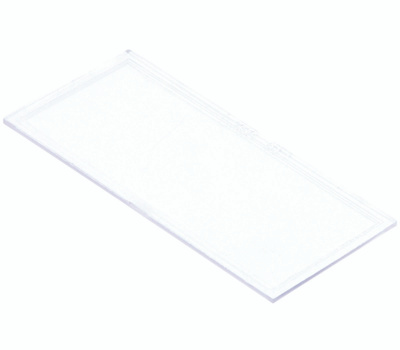 Forney 56800 2 By 4 1/4 Clear Plastic Lens