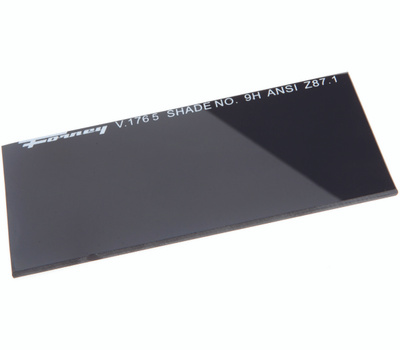 Forney 57009 2 By 4 #9 Shade Lens