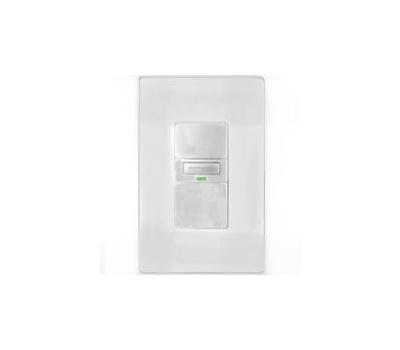 Eaton Wiring Devices VS310U-W-K Savant Occupancy And Vacancy Motion Sensor Switch With LED Light White