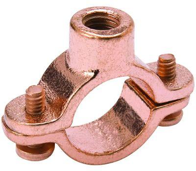 B&K Mueller C72-050HC Ring Hanger Split Copper 1/2