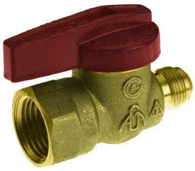 B&K Mueller 117-592 9/16 Inch By 24 Amp Gauge Gas Heater Valve