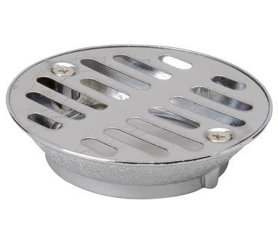 B&K Mueller 133-404 Shower Drain, Stainless Steel