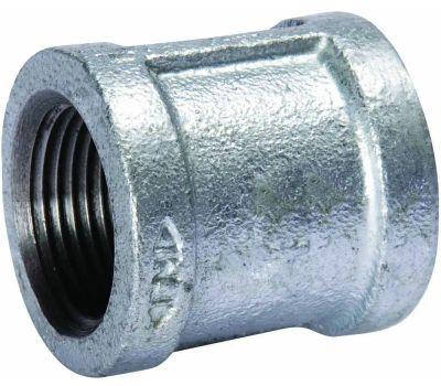 B&K Mueller 511-210BC Pipe Coupler, 3 in, Threaded, 150 Psi Pressure