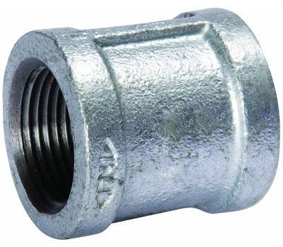 B&K Mueller 511-211BC Pipe Coupler, 4 in, Threaded, 150 Psi Pressure
