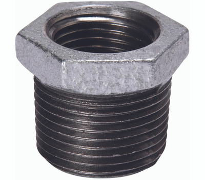 B&K Mueller 511-917BC Southland Pipe Reducing Bushing, 4 X 1-1/2 in, Male X Female Thread
