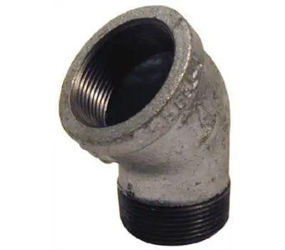 B&K Mueller 510-506HC 1-1/4 Inch Galvanized Street Elbow