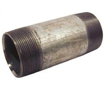 B&K Mueller 565-055HC 1 By 5-1/2 Inch Galvanized Nipple