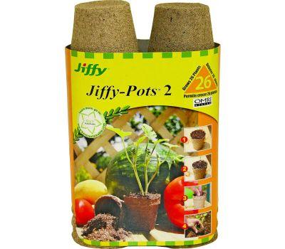 Ferry Morse JP226 Jiffy Peat Pot, Peat Moss