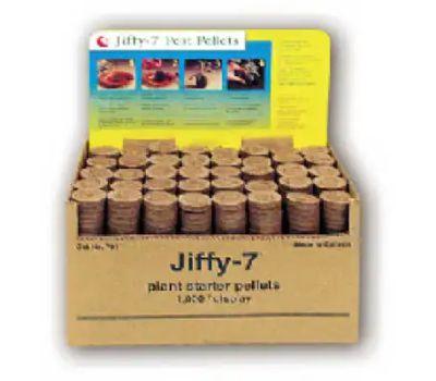 Ferry Morse J3BULK Jiffy 1000 Count Plant Starter Case Of 1000