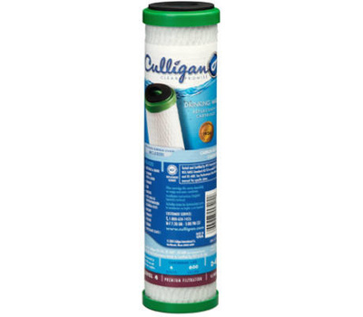 Culligan D-40A Replacement Chemical Water Filter Cartridge Undersink