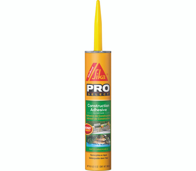 Sika 106403 10 Ounce Bond Const Adhesive