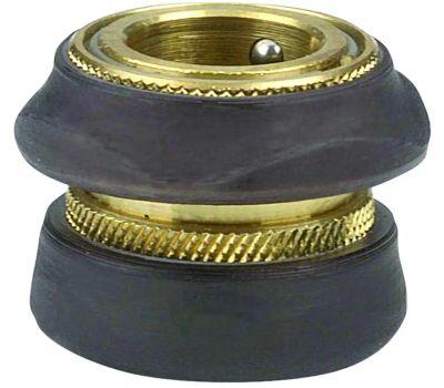 Fiskars 809014-1002 Quick Connector Solid Brass Female