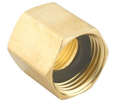 Fiskars 807074-1001 Hose Connector Double Female 3/4 Inch NHT By 3/4 Inch NPT