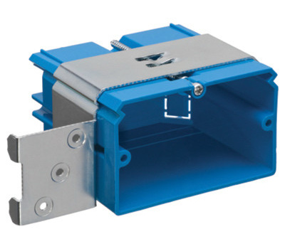 Abb Installation Products B121ADJH 1g Horiz Adjust A Box