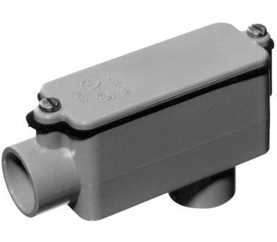 Carlon E986E-CTN 3/4 Type Lb Pvc Conduit Body