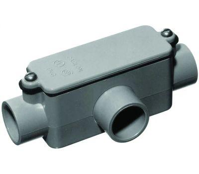 Carlon E983E-CTN 3/4 Type T Pvc Conduit Body