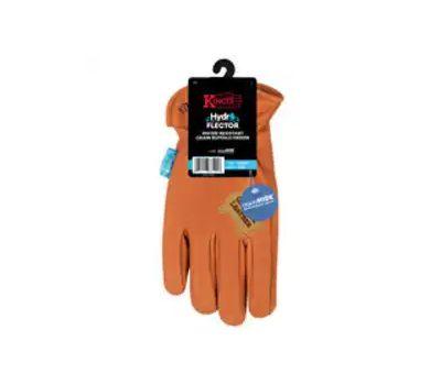 Kinco 381P-XL Gloves, Xl, Keystone Thumb, Elastic Cuff, Buffalo Leather