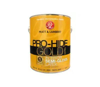 Pro-Hide 0000Z8381-16 Paint Intr Semi Glo Pstl 1gal
