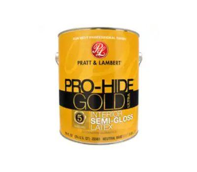 Pro-Hide 0000Z8383-16 Paint Intr Semi Glo Neut 1gal