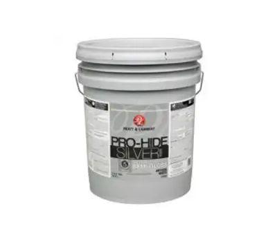 Pro-Hide 0000Z5552-20 Pro-Hide Silver 5000 Z5500 Z5552-20 Interior Paint, Semi-Gloss, Antique White, 5 Gal