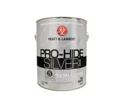 Pro-Hide 0000Z5589-16 Paint Intr Semiglo Prowht 1gal