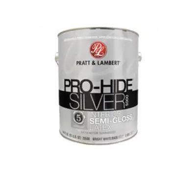 Pro-Hide 0000Z5580-16 Paint Intr Semiglo Brtwht 1gal