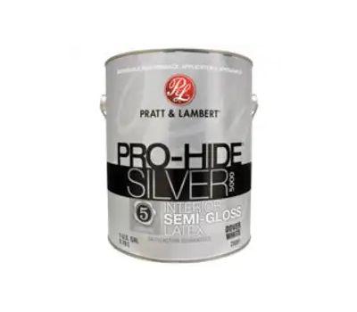 Pro-Hide 0000Z5551-16 Paint Semi Glo Dover Wht 1gal