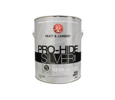 Pro-Hide 0000Z5554-16 Paint Int Semiglo Bonewht 1gal