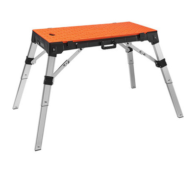 Disston 30140 Four In One Portable Work Bench 500 Lb Rated