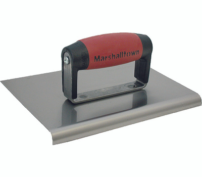 Marshalltown 162SSD Premier Line 6 By 6In Stainless Steel Straight Edger
