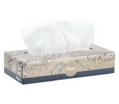 Kimberly Clark 21400 Kleenex 36 Pack 100 Ct White Tissue