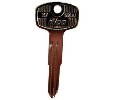Kaba Ilco 62DU-X7 Nissan Datsun Key Blank