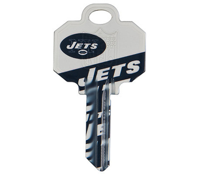 Kaba Ilco KCSC1-NFL-JETS Sc1 Jets Team Key
