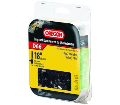 Oregon Cutting D66 18 Inch Chain Saw Cutting Chains