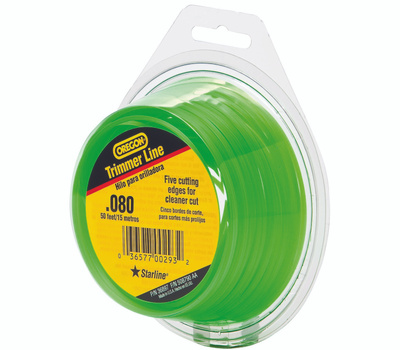 Oregon Cutting 619767/36897 50 Ft Copolymer Trimmer Line