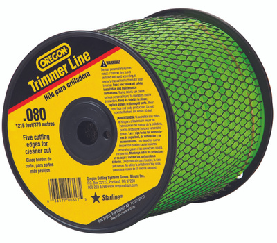 Oregon Cutting 619775/37600 1215 Ft Copolymer Trimmer Line