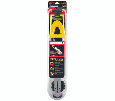 Oregon Cutting 541656 Powersharp Conversion Kit, 56 -Drive Link, 91ps Chain, 3/8 in Tpi/Pitch