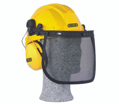 Oregon Cutting 563474 Helmet/Visor Sfty Combo Chnsaw